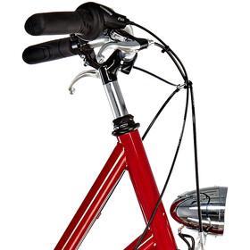 Ortler Detroit EQ 6 gear Damer, shiny red